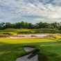 """Par-3,11th hole, True Blue Golf Club – Image credit Brian Oar (Fairways Photography)"""