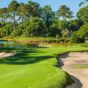 """The par-4,  13th hole, Caledonia Golf & Fish Club – Image credit Brian Oar (Fairways Photography)"""