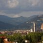 """""""Florence city skyline with the Duomo and surrounding Tuscan countryside – Image credit Andrew  Marshall"""""""