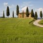 """""""Classic Tuscan landscape near Pienza – Image credit Andrew  Marshall"""""""