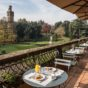 """""""The breakfast terrace, Ad Astra, Florence – Image credit ilaria Costanzo"""""""