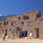 Taos Pueblo, the oldest adobe pueblo in the U.S.A - Image credit: Andrew Marshall