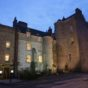 Dornoch Castle Hotel at night – Image credit Dornoch Castle Hotel