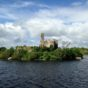 Castle Island, Lough Key, Ireland on a LeBoat holiday, image Amanda Woods.jpg