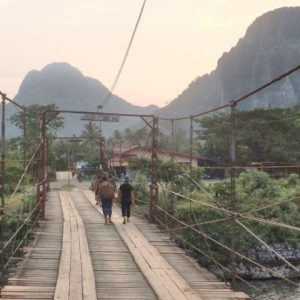 The new old Vang Vieng