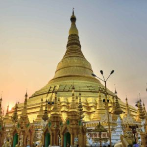 The changing face of Yangon
