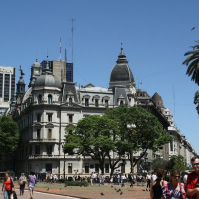 Thriving on the unexpected in Argentina