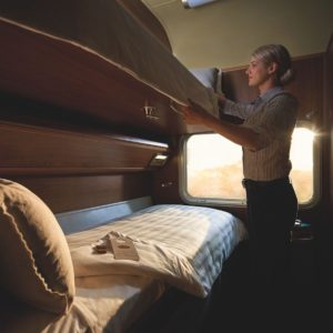 The Ghan–a historic train journey more than a century in the making