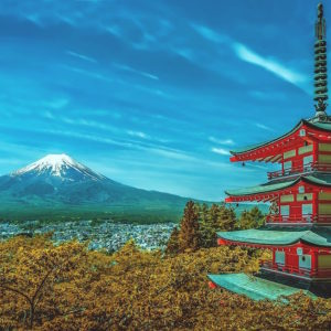 Land of the Rising Thumb – hitch-hiking in Japan