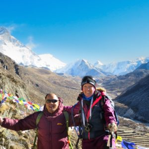 Nepalese spirit is flying high in the Himalayas