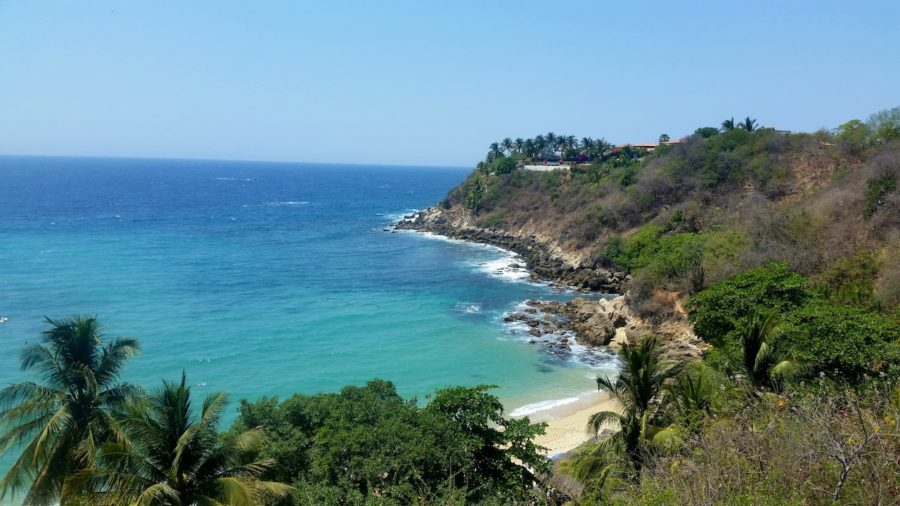 Puerto Escondido - Image Credit Nicole Leigh West