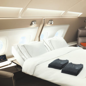 Take a peek at Singapore Airlines First Class Suite