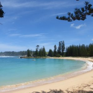 Slaughter Bay, Norfolk Island