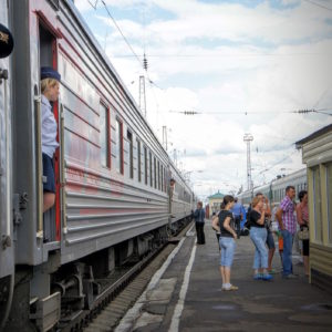 Six days onboard the Trans-Siberian Railway