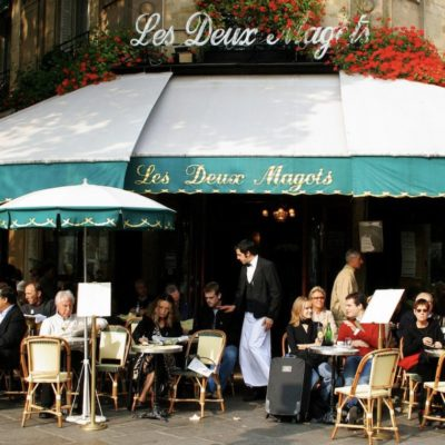 Streets of Paris - Image Getty and wonderlusttravel