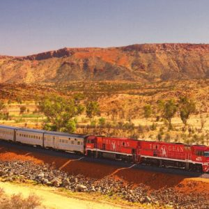 Luxury train journeys around the world