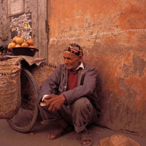 Lost in Fes, Morocco