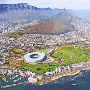 South Africa: A world of contradiction